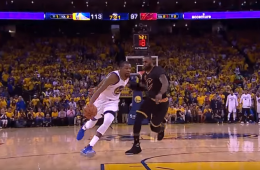 Kevin Durant Erupts In Game 2, Warriors Defend Home