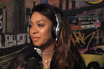 La La Anthony Talks Carmelo and Phil Jackson on HOT 97