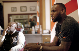 LeBron James, Draymond Green, 2 Chainz And More Barbershop Convo
