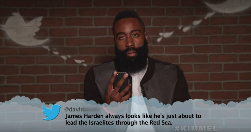 NBA Players Read Mean Tweets On Jimmy Kimmel Live 2017