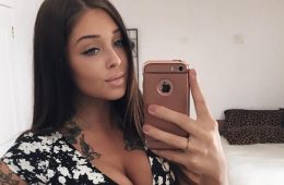 The Distraction: Valerie Cossette